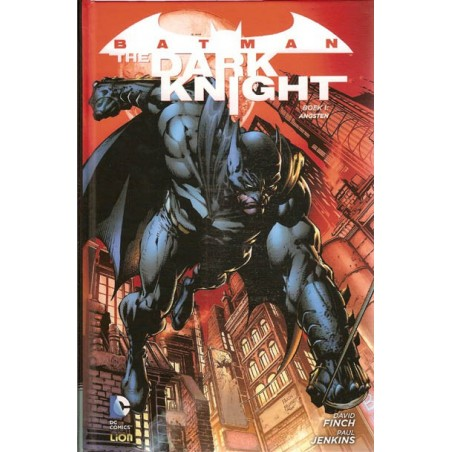 Batman  NL HC The Dark Knight 01 Angsten