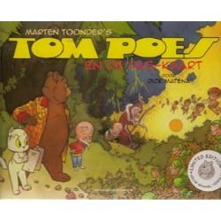 Tom Poes  HC En de pas-kaart (naar Marten Toonder) Heer Bommel