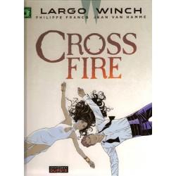 Largo Winch  19 Cross Fire