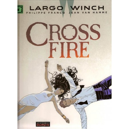 Largo Winch  19 Cross Fire