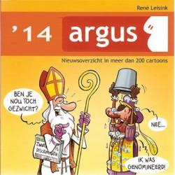 Argus 2014 Nieuwsoverzicht in meer dan 200 cartoons