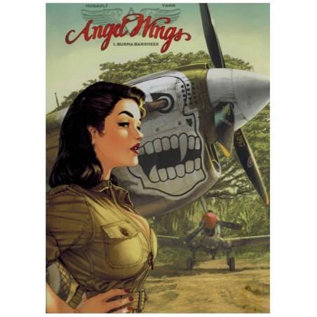 Angel Wings 01 HC Burman Banshees