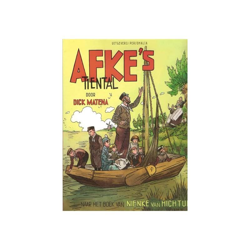 Matena  strips Afke's tiental (naar Nienke van Hichtum)