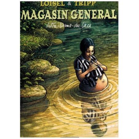 Magasin general 09 Notre-Dame-des-Lacs 1e druk 2014