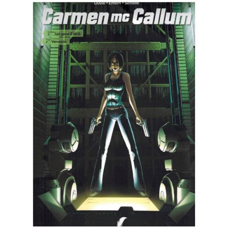 Carmen McCallum  09 Vendetta