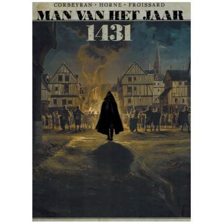 Man van het jaar 02 HC 1431: De man die Jeanne D'Arc verraadde