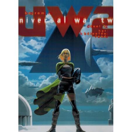 Universal War  Two HC 02 Het beloofde land