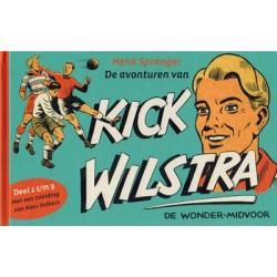 Kick Wilstra bundel 01 HC De avonturen van de wonder-midvoor deel 1-9