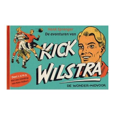Kick Wilstra   bundel set HC De avonturen van de wonder-midvoor 1 & 2 1e drukken 2014-2015