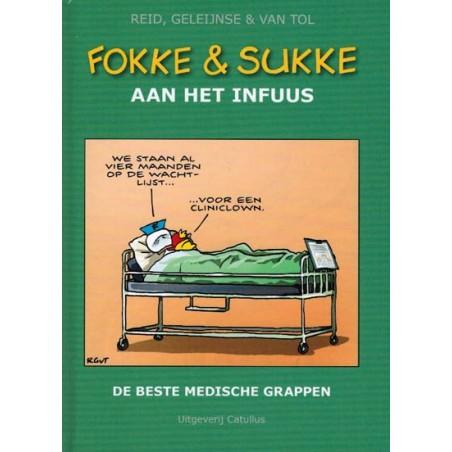 Fokke & Sukke HC Aan het infuus
