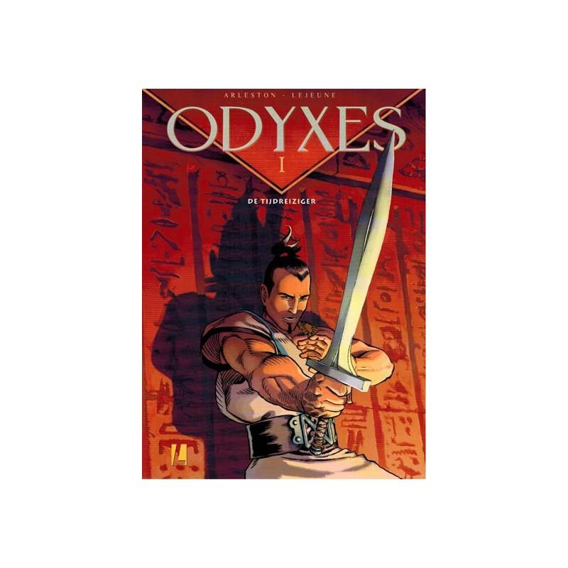 Odyxes 01 De tijdreiziger
