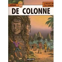Lefranc 14 De colonne