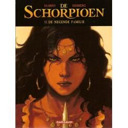 Schorpioen  11 De negende familie