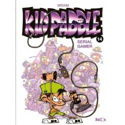 Kid Paddle 14 Serial gamer