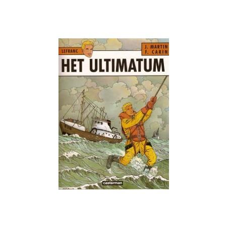 Lefranc  16 Het ultimatum