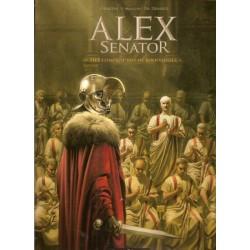 Alex  senator 03 Het complot van de roofvogels