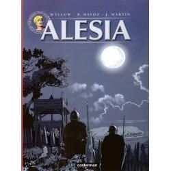 Reizen van Alex Alesia