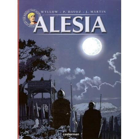 Alex  Reizen van Alex Alesia (strip!)
