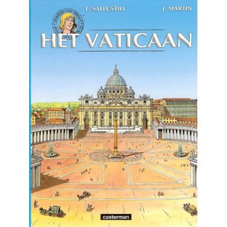 Reizen van Tristan 07 Het Vaticaan