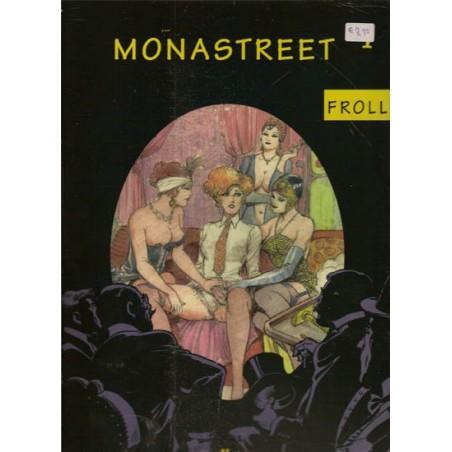 Tango collectie 01 Monastreet 01 1e druk 2003