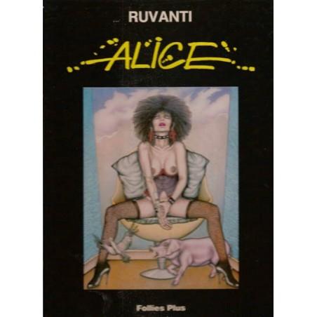 Follies Plus HC Alice 1e druk 1989