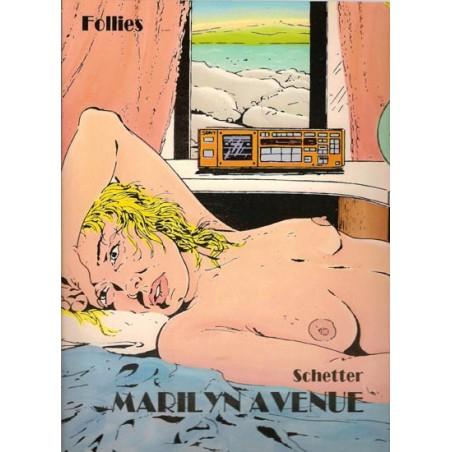 Follies 04 Marilyn Avenue 1e druk 1987