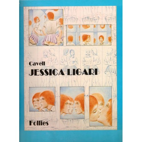 Follies 03 Jessica Ligari 1e druk 1987