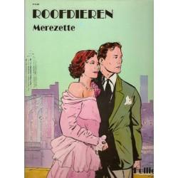 Follies 10 Roofdieren 1e druk 1988