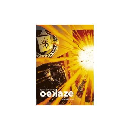 Oekaze set deel 1 t/m 4 1e drukken 2007-2009