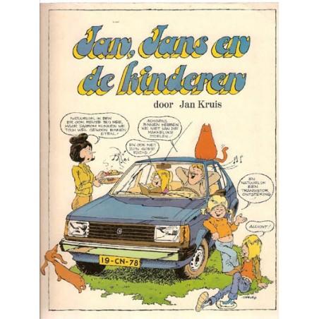 Jan, Jans en de kinderen reclamealbum % Chrysler/Simca uitgave 1e druk 1978