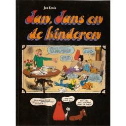 Jan, Jans en de kinderen reclamealbum Verzekerings-uitgave 1e druk 1979