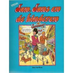 Jan, Jans en de kinderen reclame-album Albert Heijn 1e druk 1987