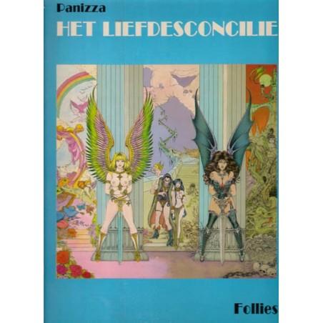 Follies 05 Panizza Het liefdesconcilie 1e druk 1982