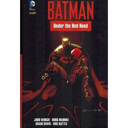 Batman  NL HC Under the red hood 02