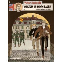 Victor Sackville 11 Valstrik in Baden Baden