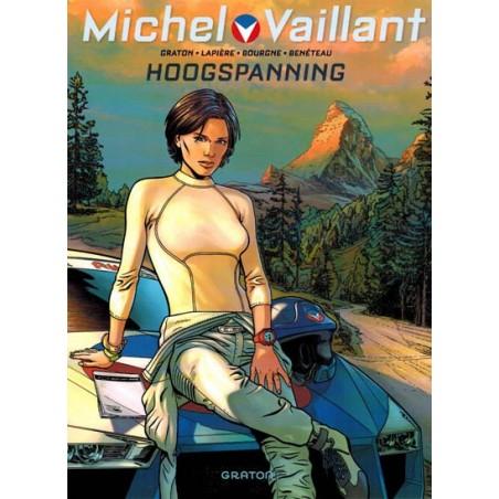 Michel Vaillant   II HC 03 Hoogspanning