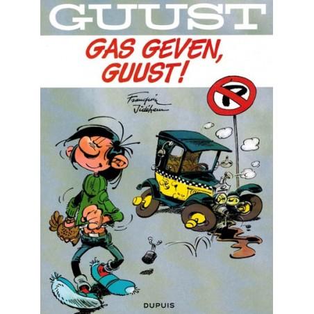 Guust Flater   thema-album 07 gas geven, Guust