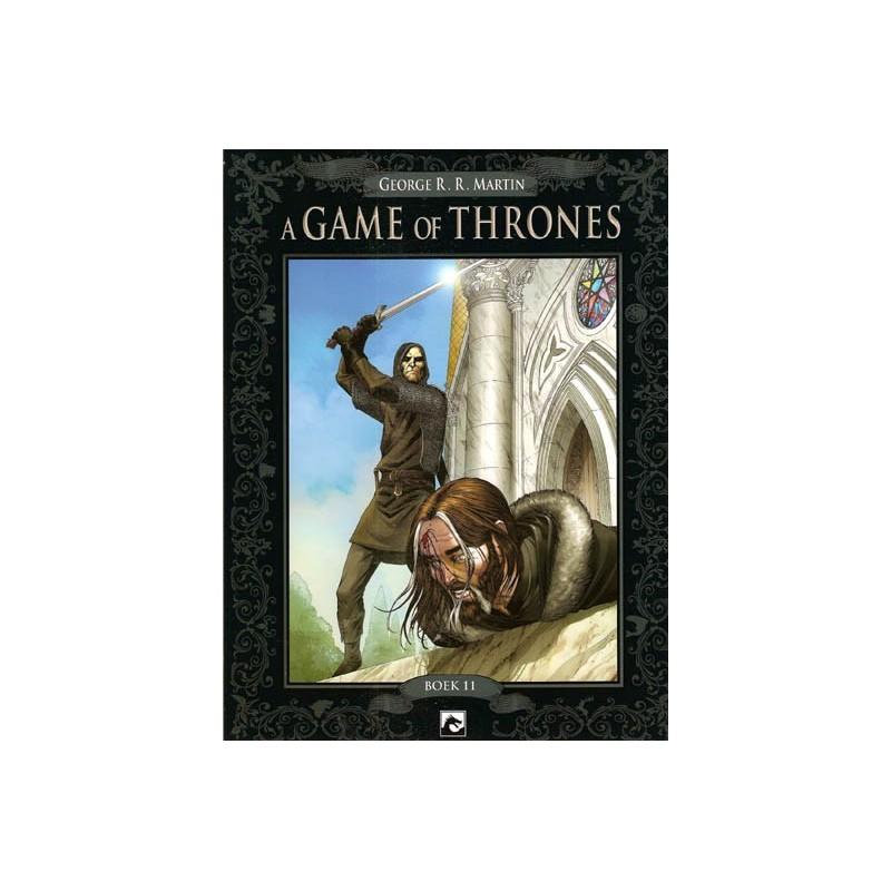 Game of thrones 11 naar George R. R. Martin