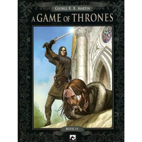 Game of thrones 11 naar George R.R. Martin