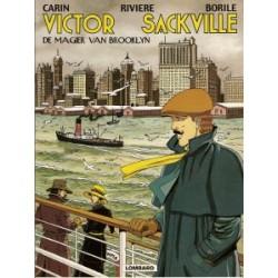 Victor Sackville 15 De magier van Brooklyn