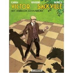 Victor Sackville 17 Het Anderson schaakbord
