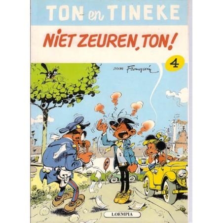 Ton & Tineke (Ton en Tinneke) I L04 Niet zeuren, Ton! herdruk