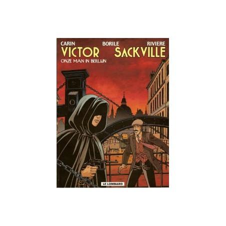 Victor Sackville 18<br>Onze man in Berlijn