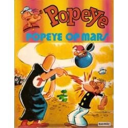 Popeye 07 Op Mars herdruk 1979