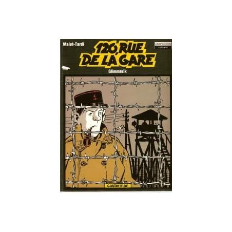 Nestor Burma set 120, Rue de la gare deel 1 & 2 1e drukken 1988