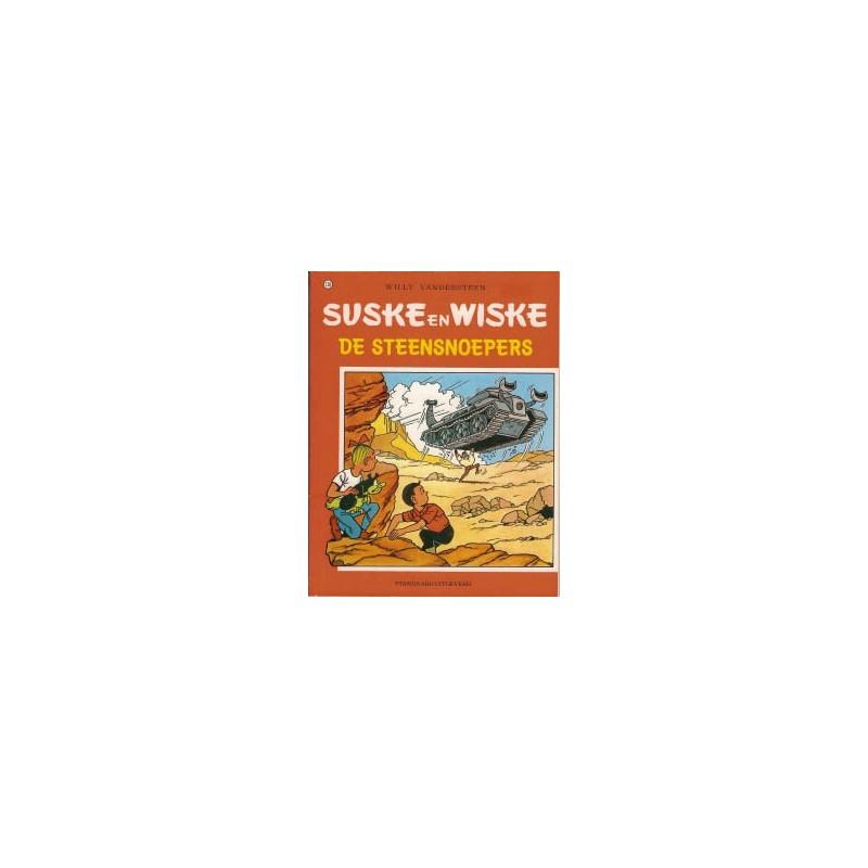 Suske & Wiske 130 De steensnoepers