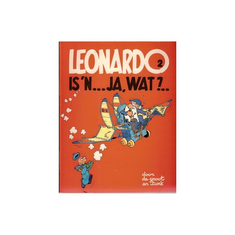 Leonardo 02 Is 'n... ja, wat?.. herdruk