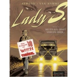 Lady S. 04 Wie een kuil graaft voor een ander… 1e druk 2007