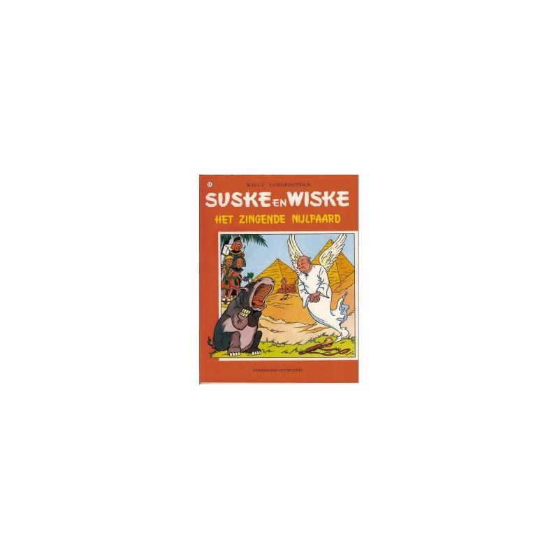Suske & Wiske 131 Het zingende nijlpaard