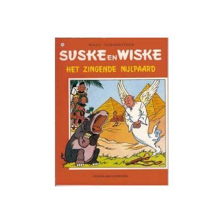 Suske & Wiske 131 Het zingende nijlpaard herdruk